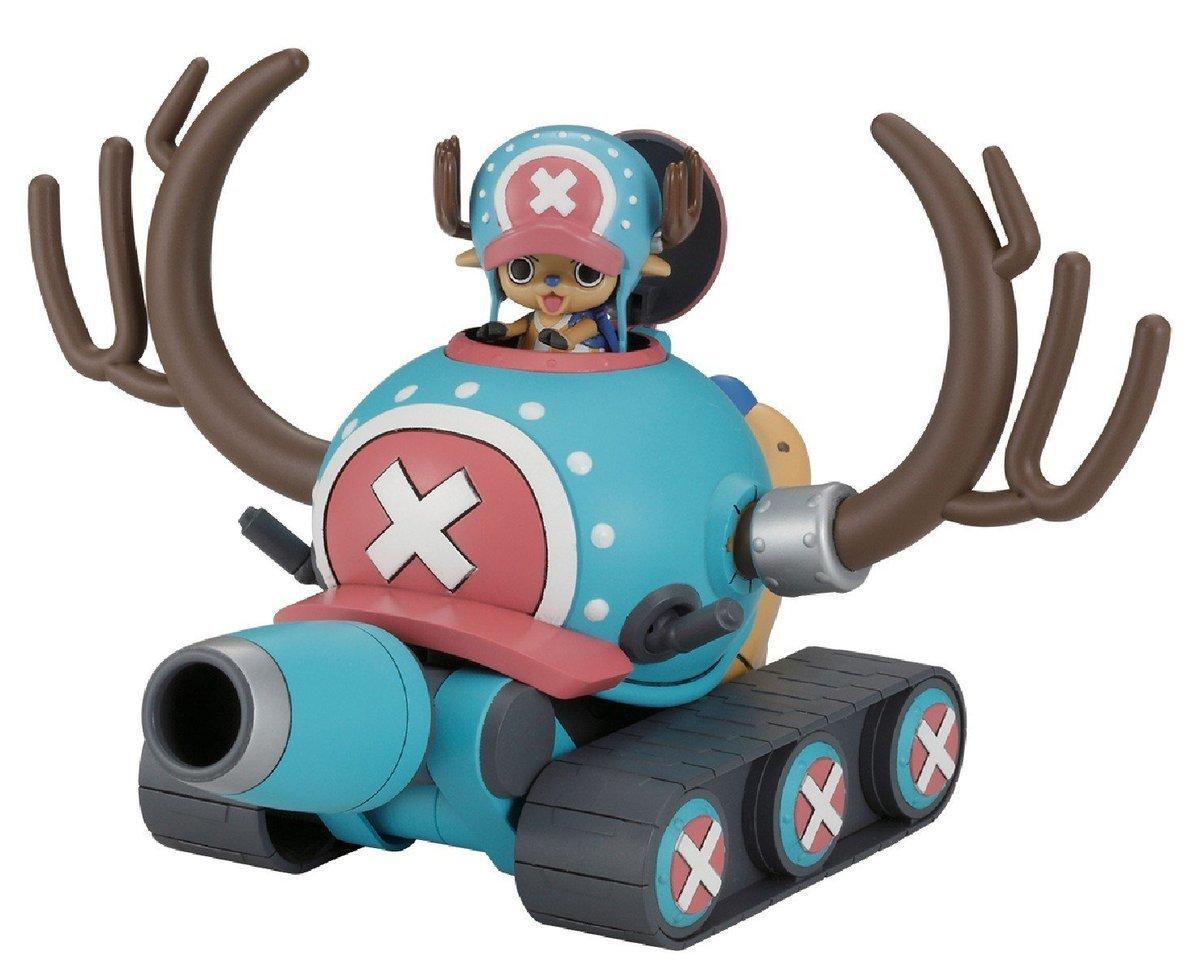 海賊王索柏機械人01 索柏坦克