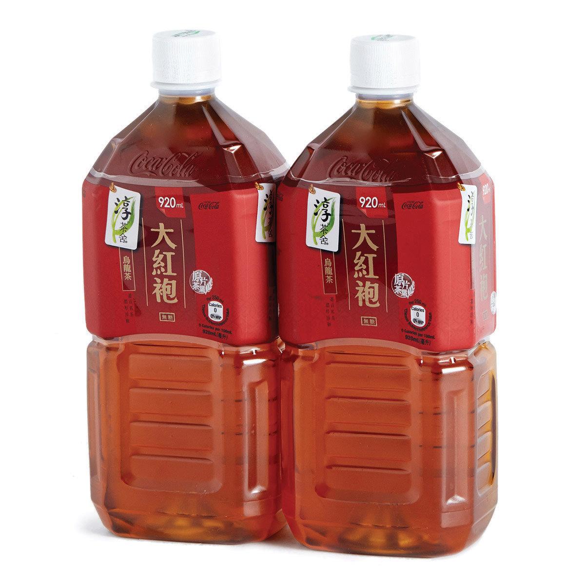 大紅袍烏龍茶(無糖)膠樽裝