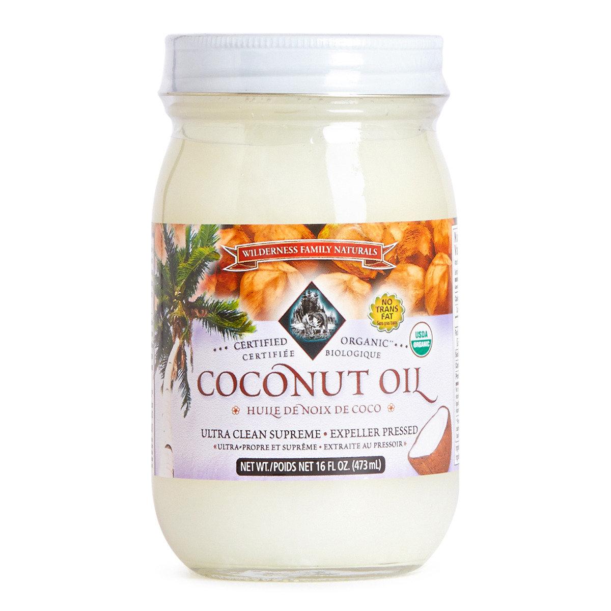 有機脫水壓榨椰子油