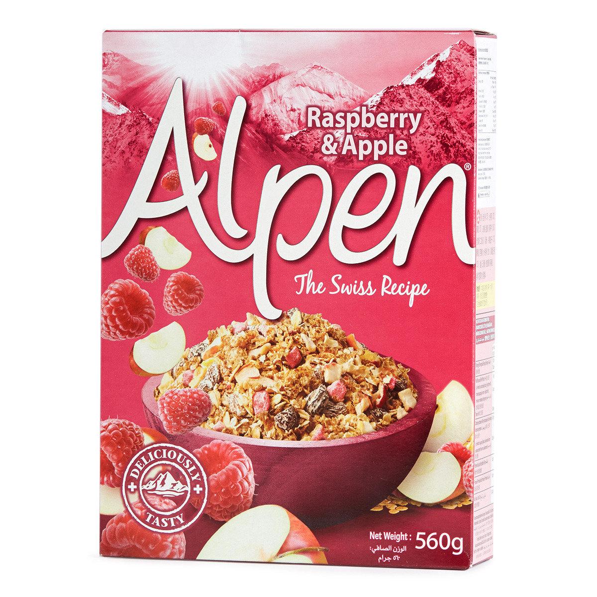 營養麥(紅莓蘋果)