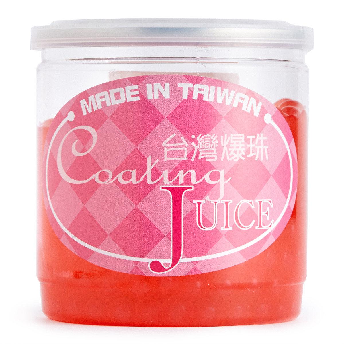 台灣爆珠(草莓味)x2罐