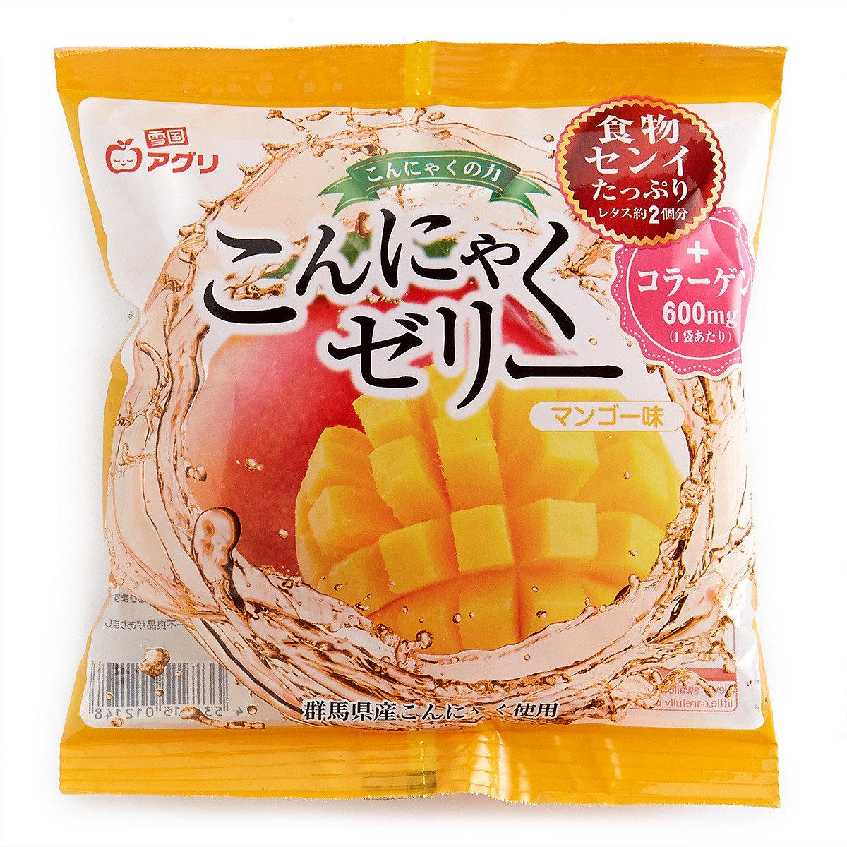 蒟蒻啫喱 (芒果)