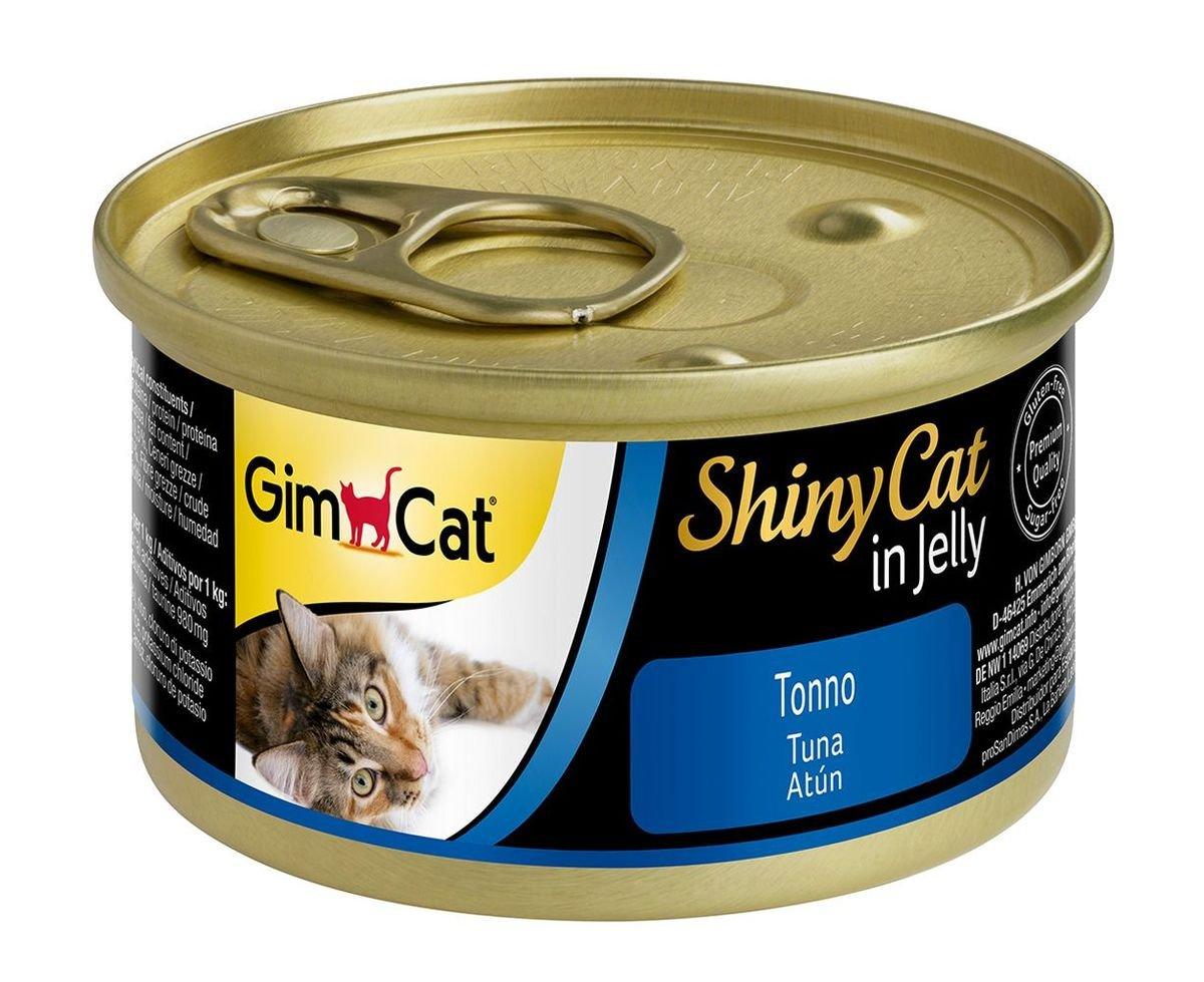 天然吞拿魚貓罐頭