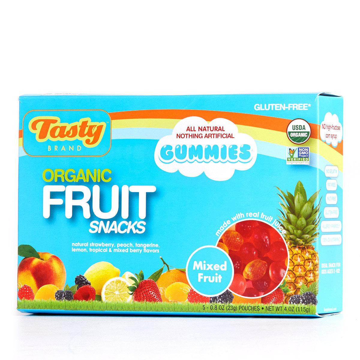 有機什果果汁軟糖盒裝
