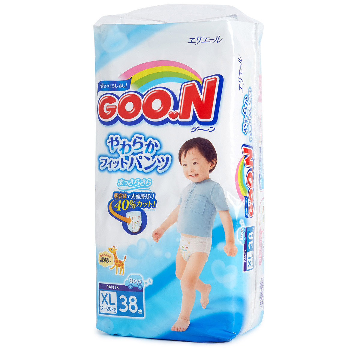 紙尿褲加大碼 (男)