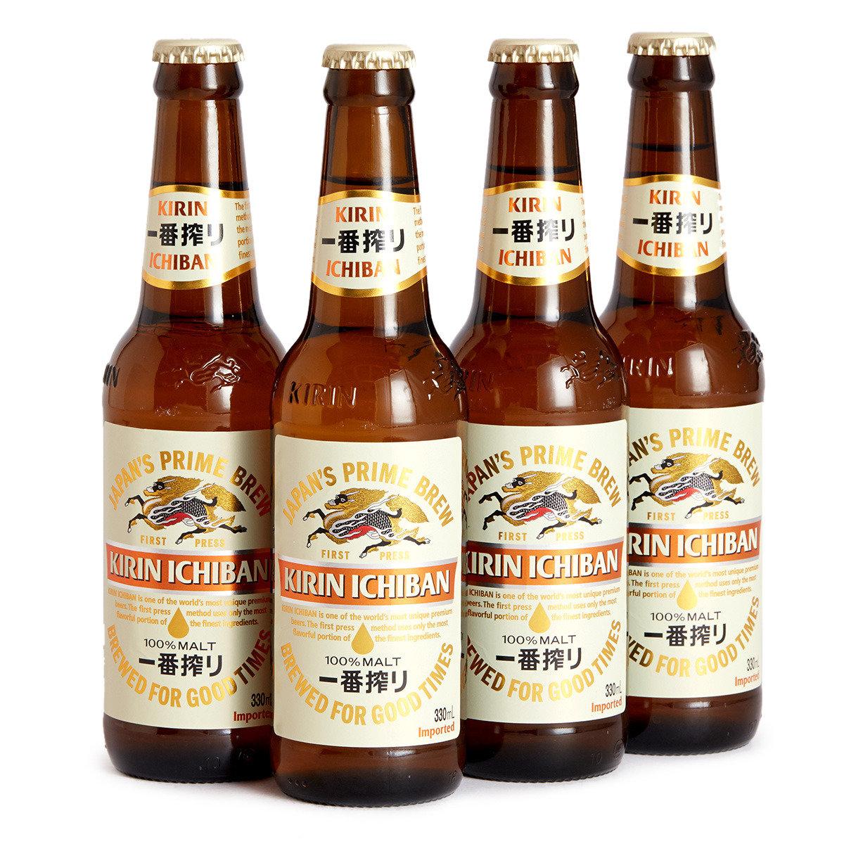 樽裝一番搾啤酒