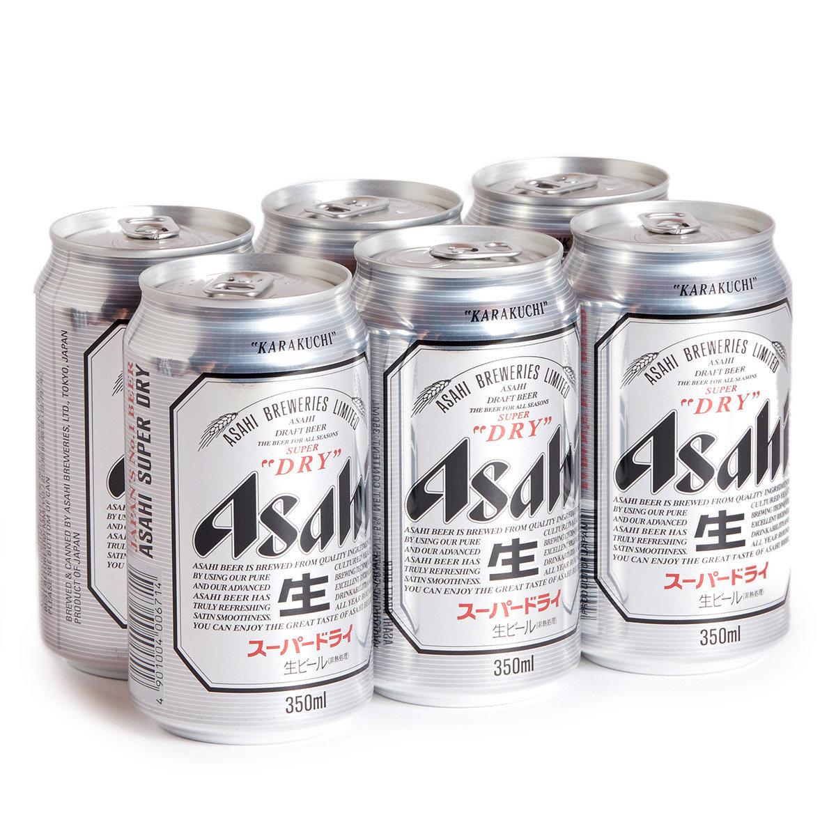 罐裝生啤 (日本版)
