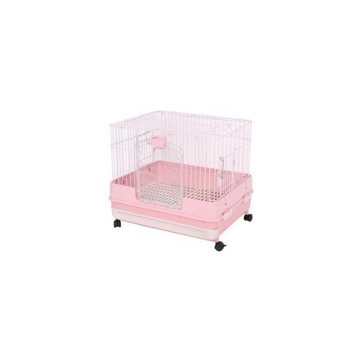 MR-995抽屜式兔籠粉紅色H50cm
