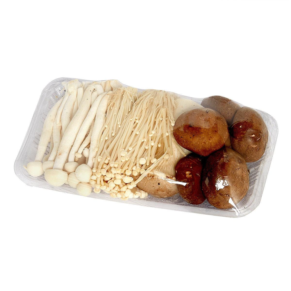 雜菇火鍋套餐B (約300-400克)