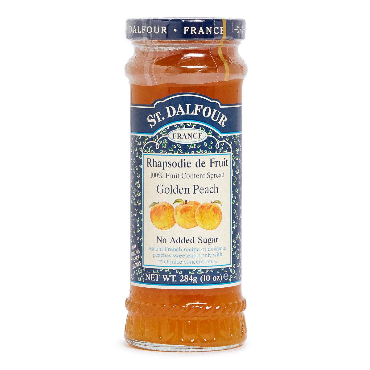 天然水蜜桃果醬
