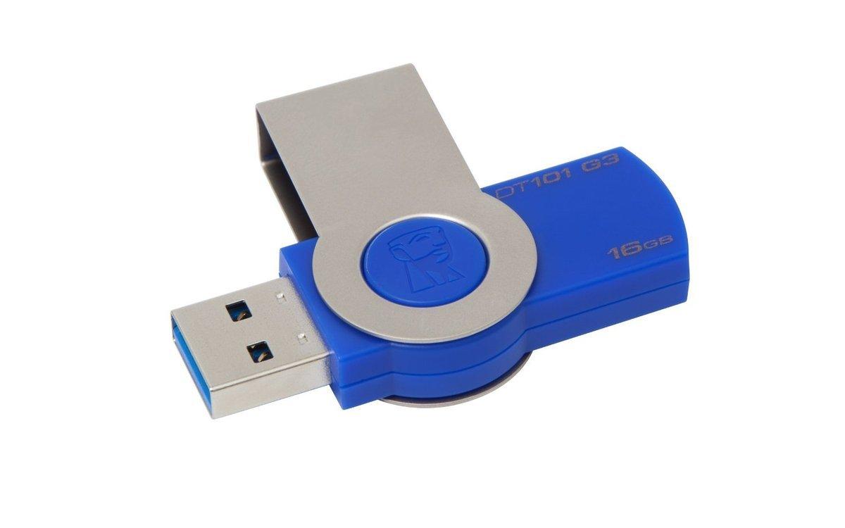DataTraveler 101 G3 超高速 USB 3.0 (16GB)