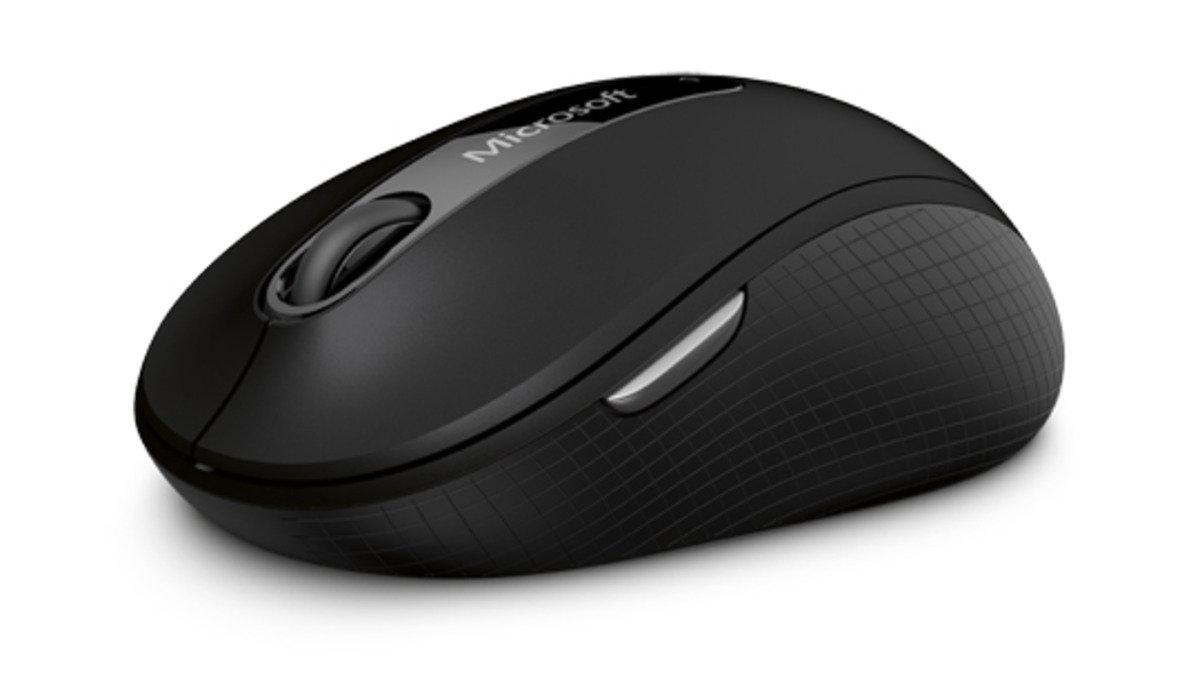 D5D-00007 無線移動鼠標4000 黑色