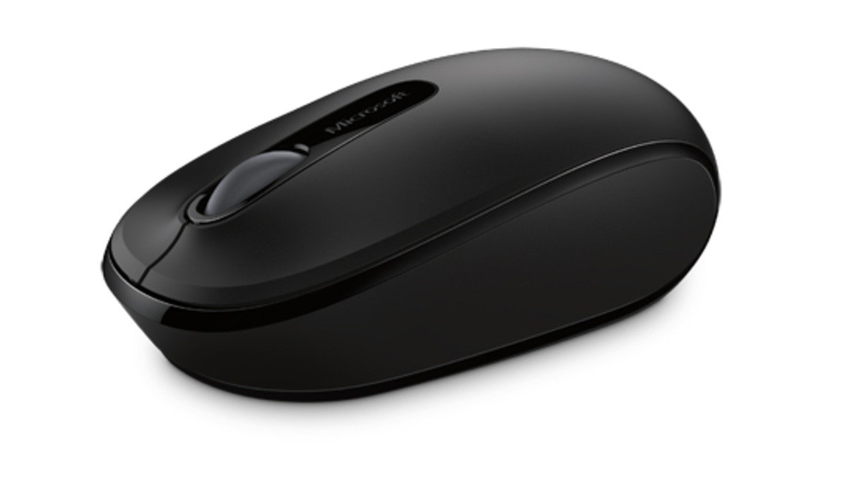 U7Z-00005 無線行動滑鼠 1850 黑色