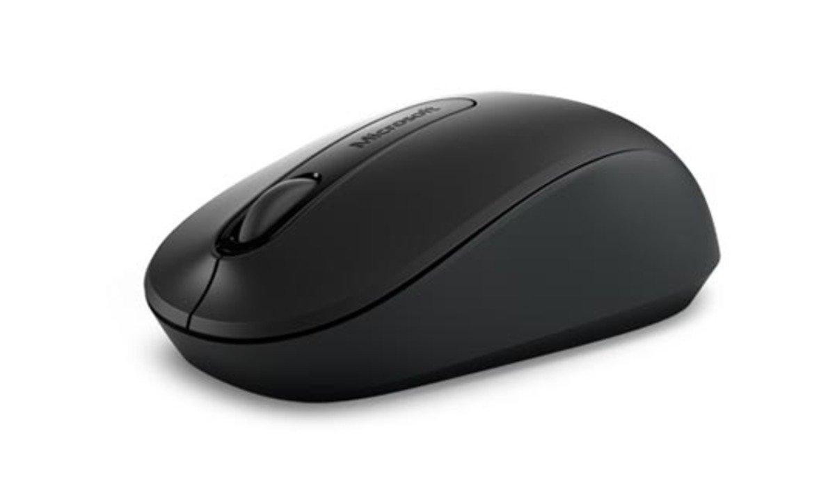 PW4-00005 無線鼠標 900 黑色