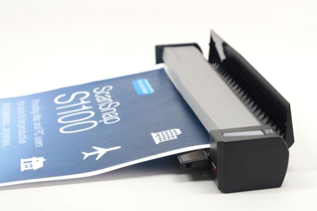 ScanSnap S1100 文件掃描器