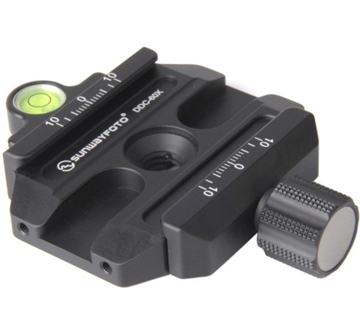 通用型快裝板夾座 DDC-60X