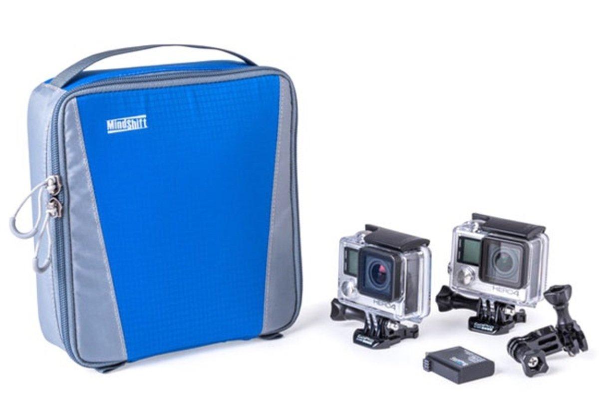 GP 4 Kit Case主機收納包-暮光藍