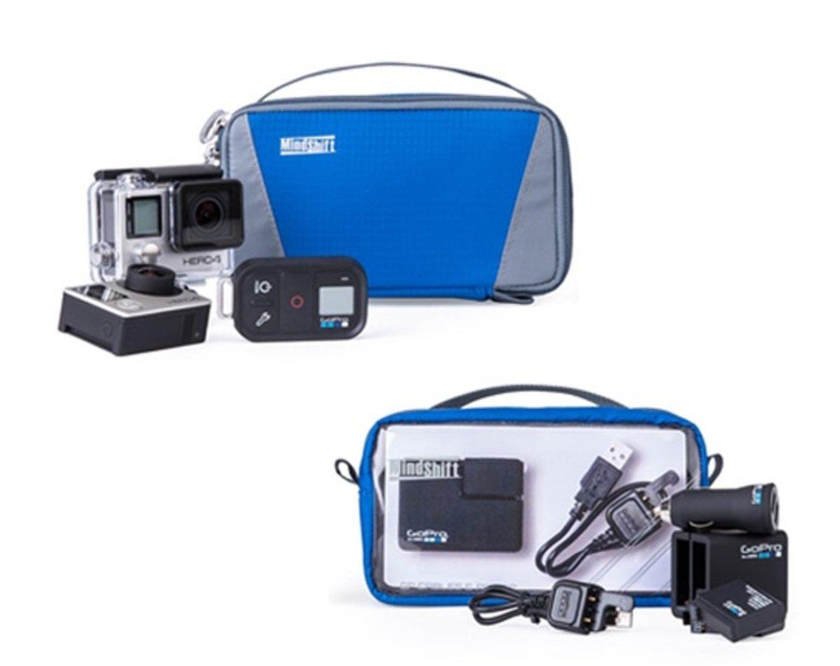 GP Bundle S 收納包配件組-暮光藍