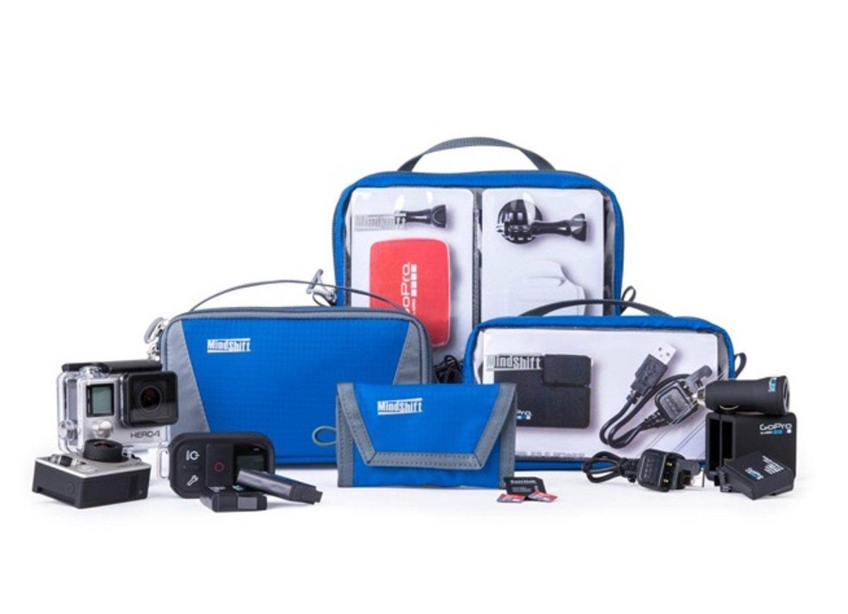 GP Bundle M 收納包配件組-暮光藍