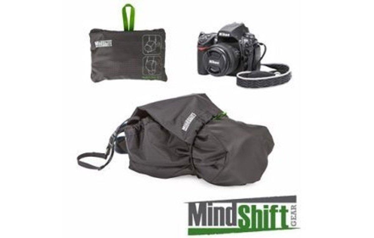 相機隨身袋-黑色