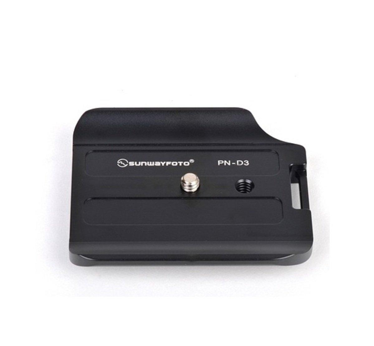尼康-D3相機專用快裝板 PN-D3