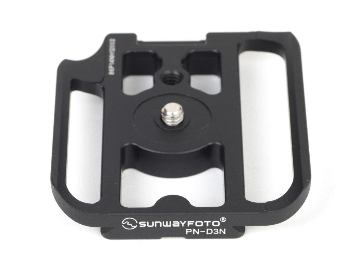尼康-D3相機專用快裝板 PN-D3N