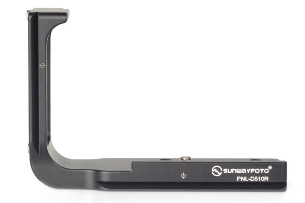 PNL-D810R Nikon D810專用L型快拆板、豎拍板