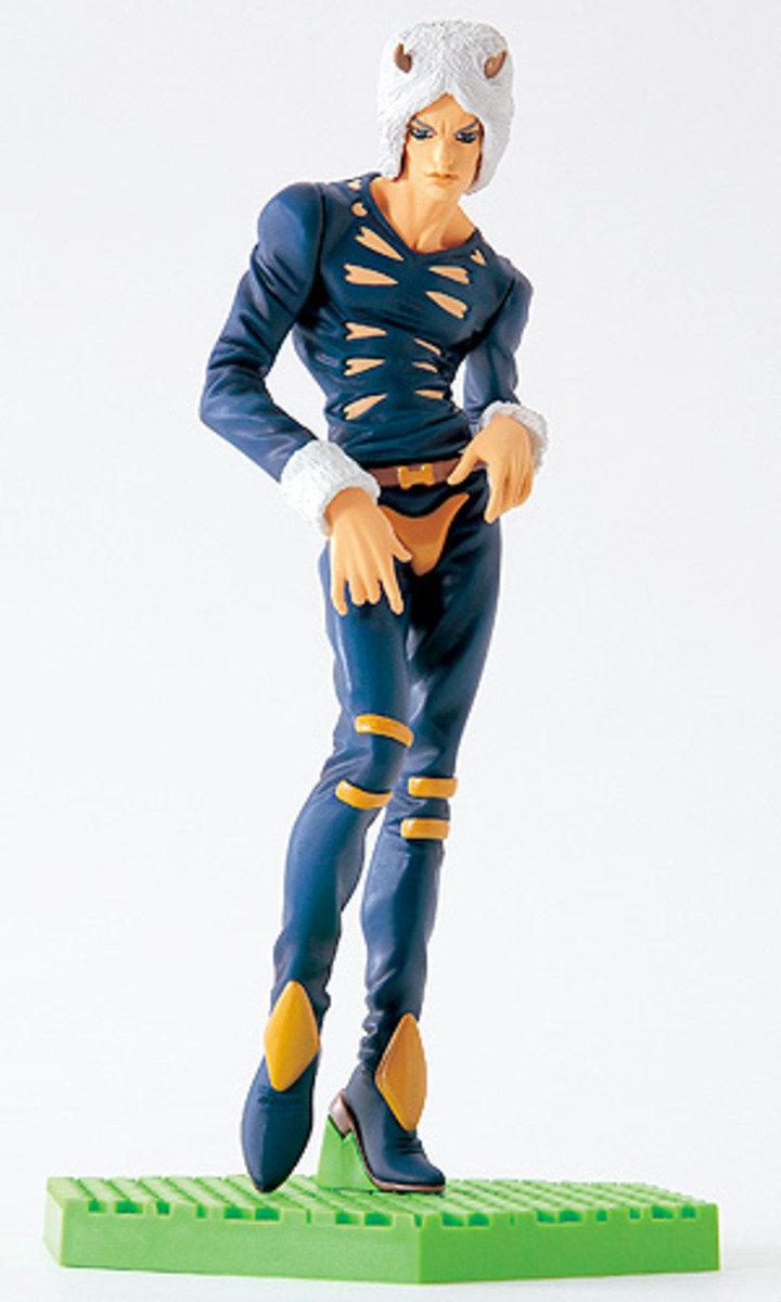 JOJO的奇妙冒險 DX Collection Stand Figure Vol.7-  Weather Report