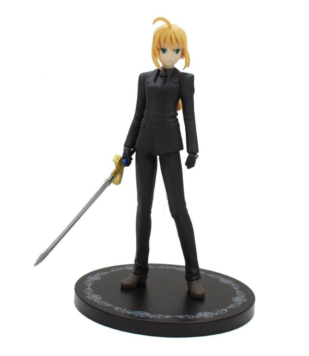 Fate/Zero DX 景品 西服Saber