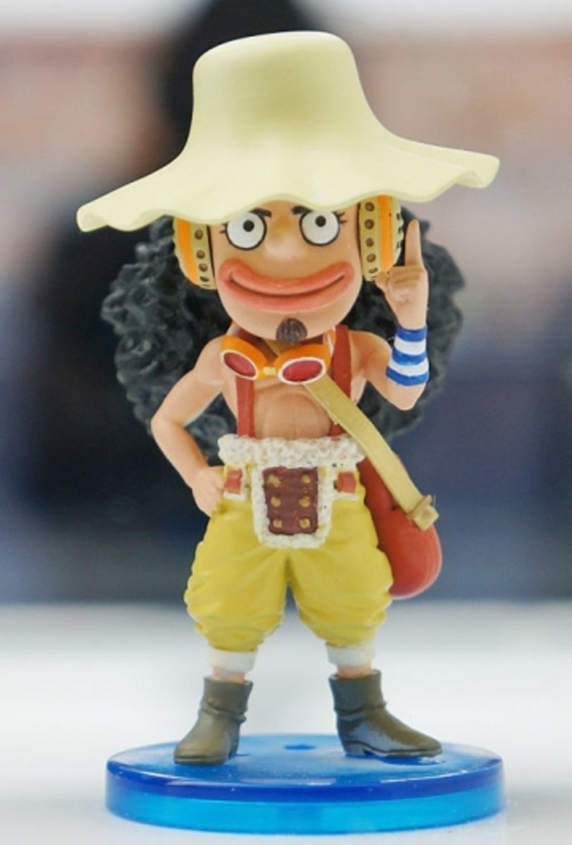 One Piece 海賊王 景品WCF  TV系列 Vol 25  - 烏索普