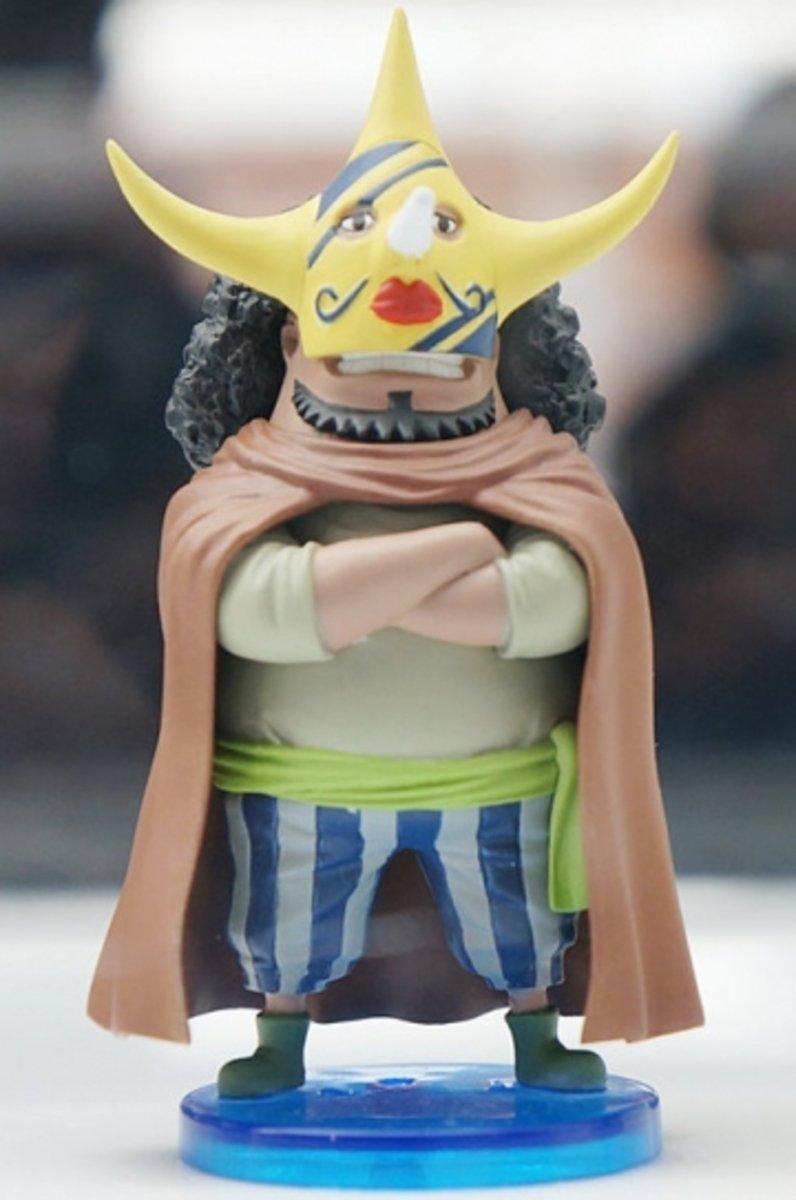 One Piece 海賊王 景品WCF  TV系列 Vol 25 -偽烏索普
