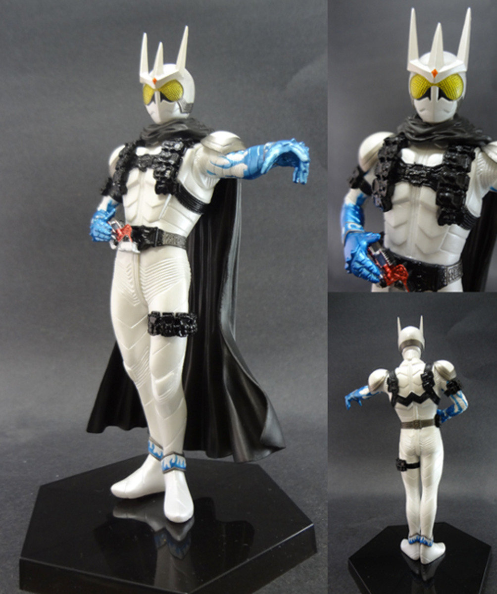 幪面超人 DXF 景品 Dual Solid Heroes Vol.2  - Eternal