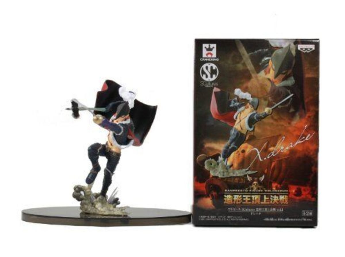 One Piece  海賊王 景品 SCultures 造形王頂上決戰 Vol 3