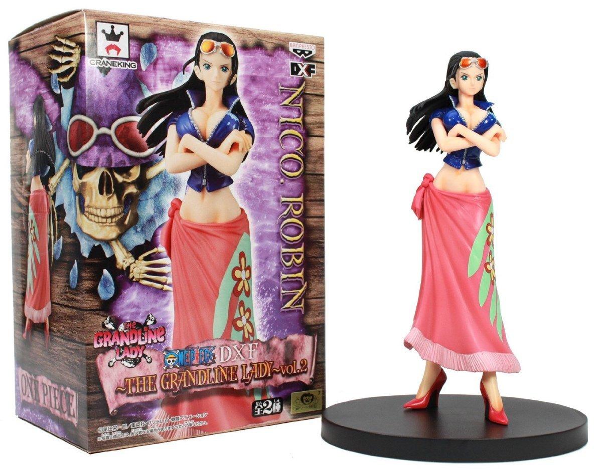 One Piece  海賊王 DX 景品 偉大航路的女人 VOL 2 羅賓
