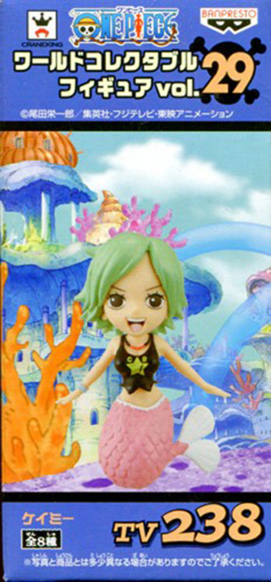 One Piece 海賊王 景品WCF  TV系列 Vol 29 - 海咪