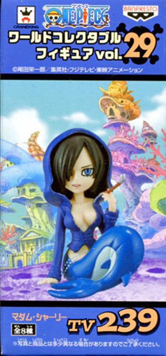 One Piece 海賊王 景品WCF  TV系列 Vol 29 - 凱米夏莉夫人
