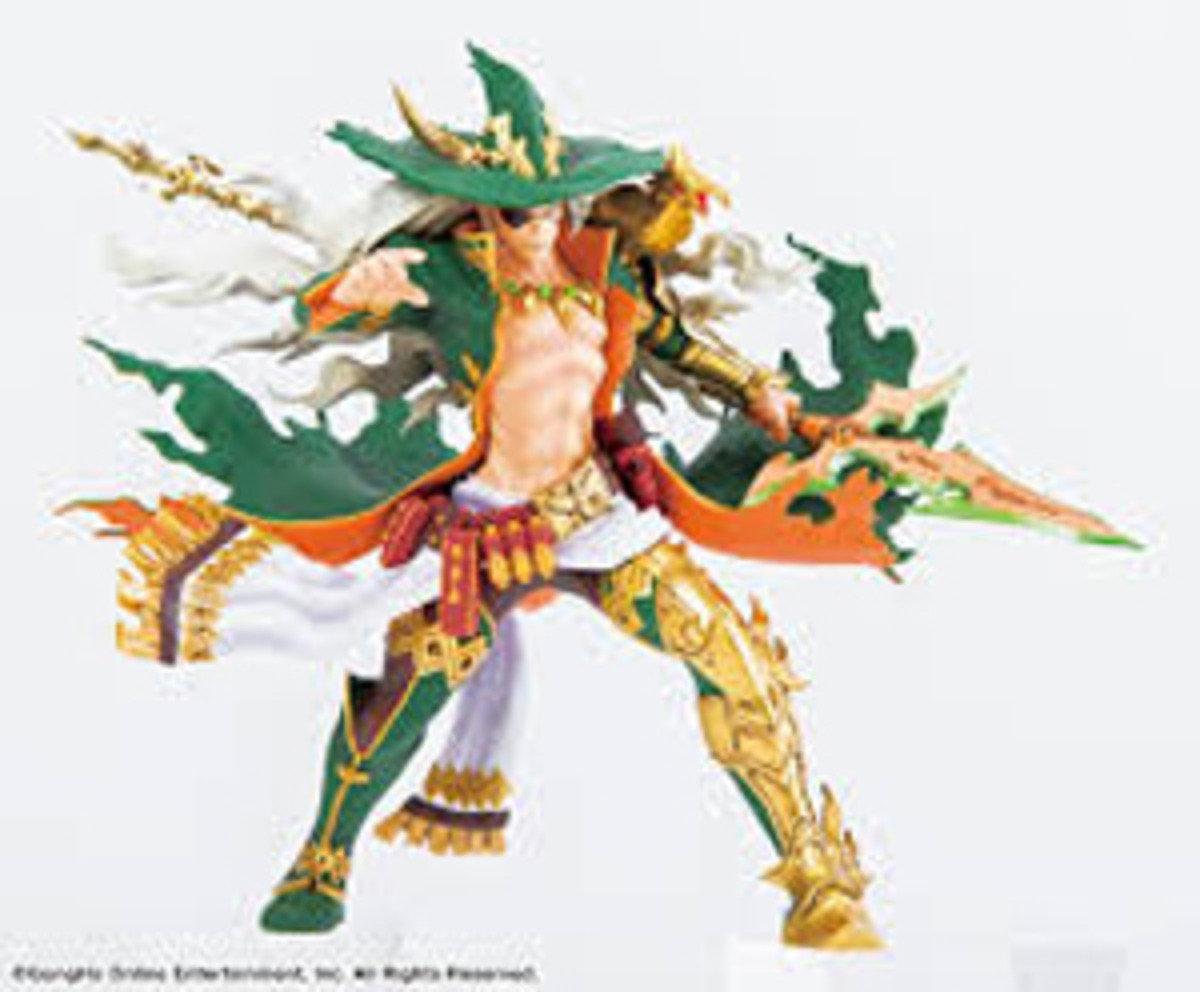 Puzzle & Dragon 龍族拼圖 景品 光槍の魔術神-奧丁