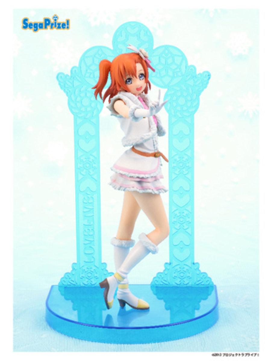 Love Live ! 景品 PM Figure高坂 穂乃果  (Snow Halation Ver.),