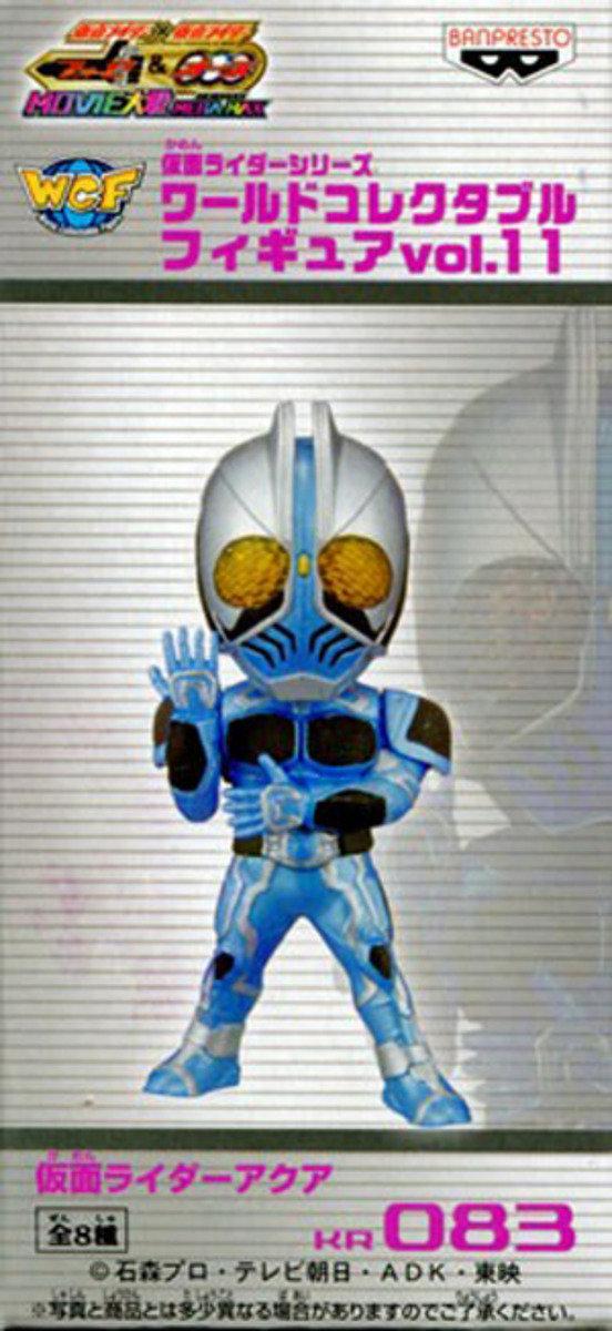 幪面超人 景品WCF Vol.11 - Aqua