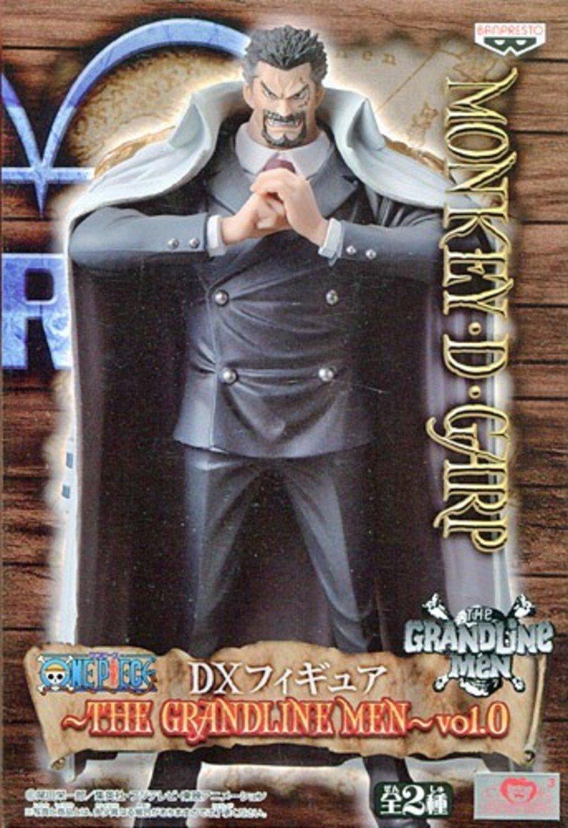 One Piece 海賊王 DX 景品 偉大航路的男人 VOL 0 年輕卡普