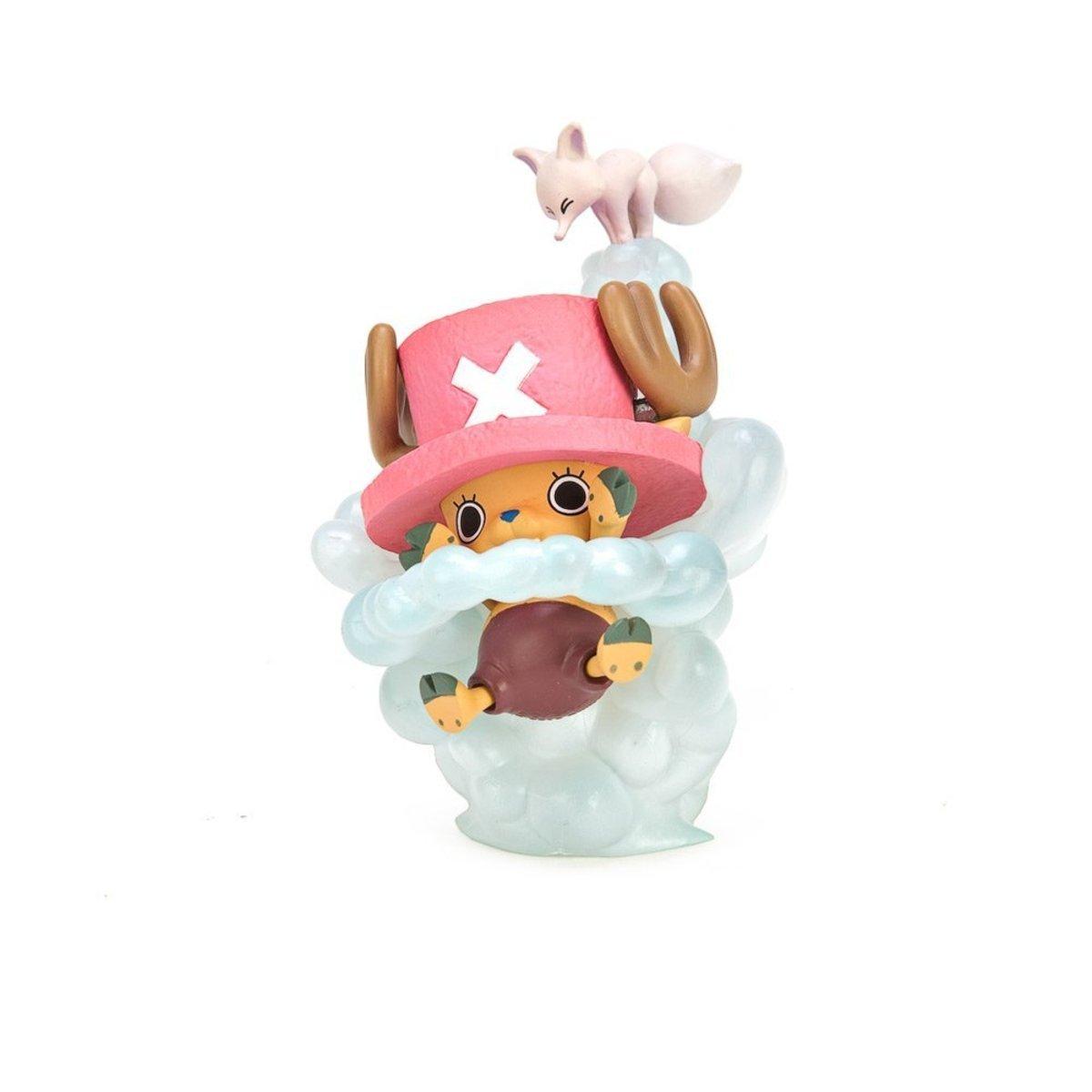 One Piece 海賊王 Theater Figure 喬巴大冒險 場景公仔