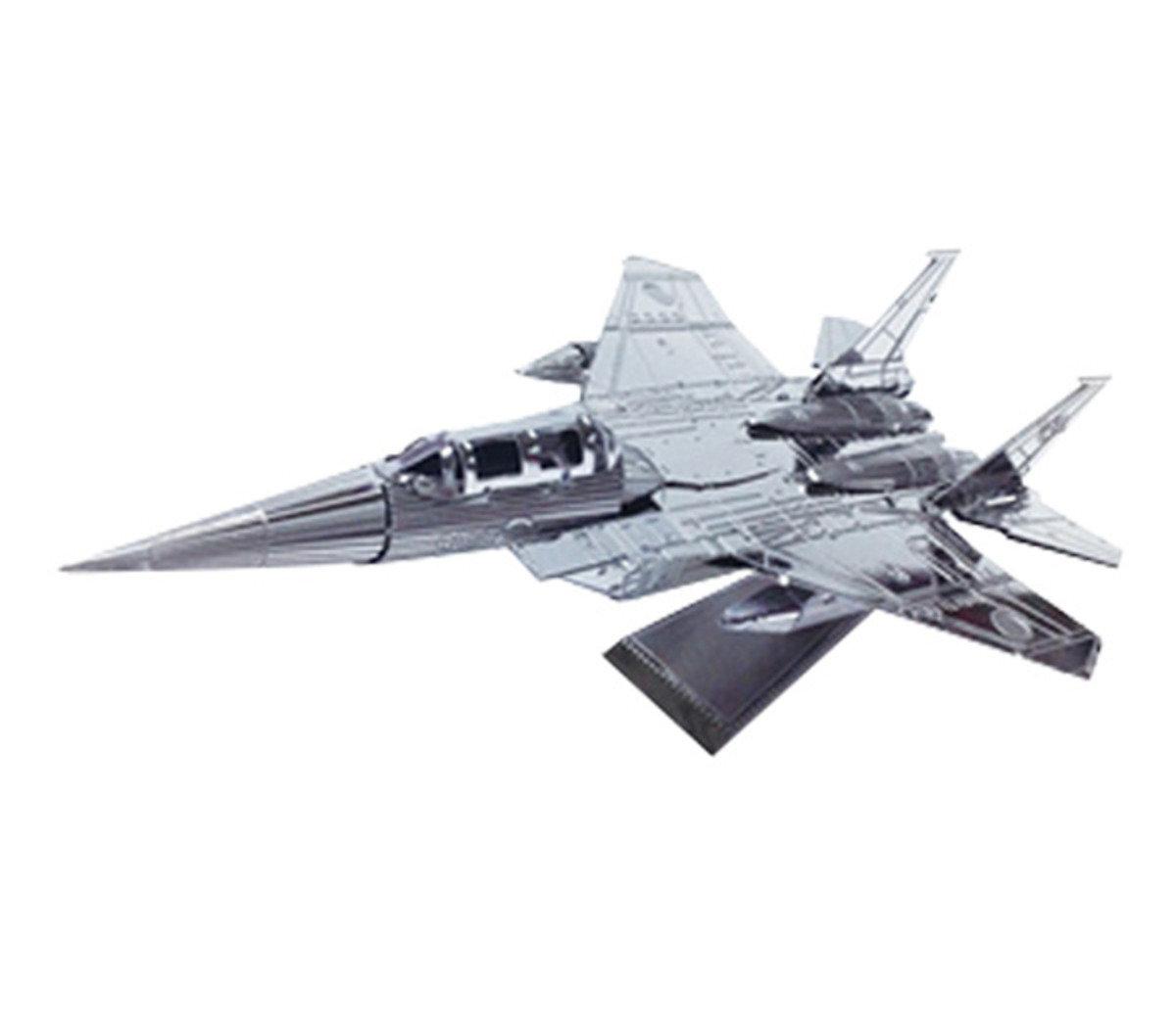 Metallic nano puzzle 金屬拼圖 TMN-42 航空自衛隊 F-15J