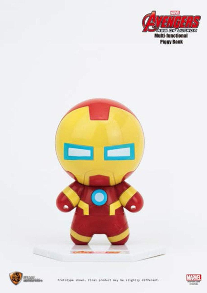 The Avengers復仇者聯盟2 多功能儲錢箱- Iron Man 鋼鐵奇俠