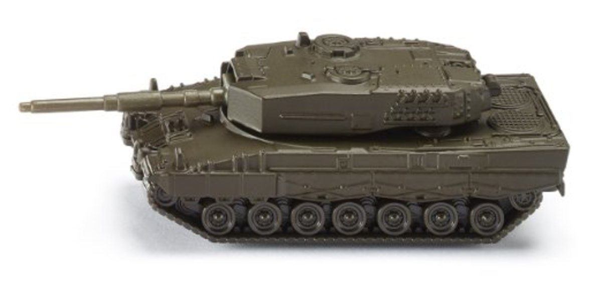 0870 Leopard Tank 坦克