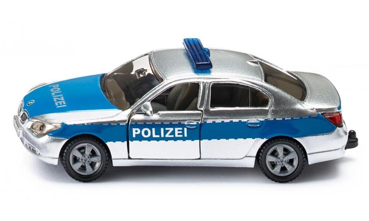 1352 Police Patrol Car 寶馬54I 警車