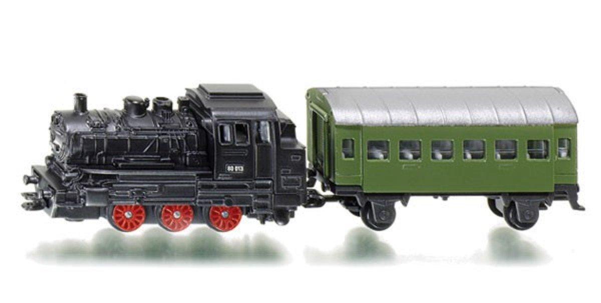 1657  Steam engine w. passenger carriage 蒸氣火車