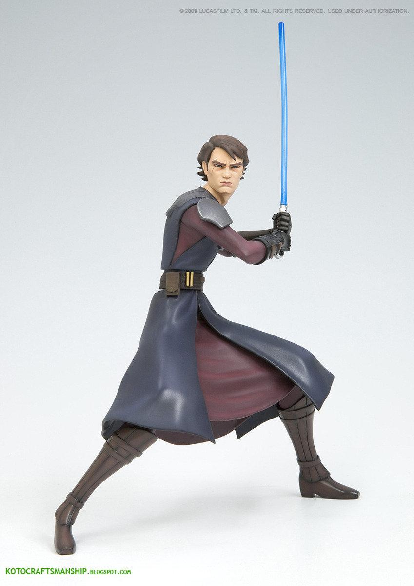 Star Wars 星球大戰 系列 Jedi 絕地大師 Anakin Skywalker