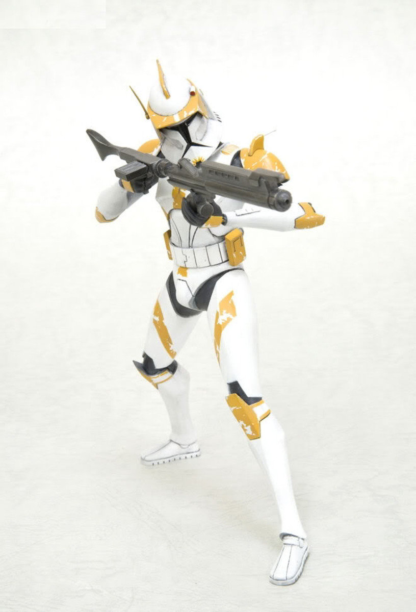 Star Wars 星球大戰 系列 複製人  Commander Cody 柯迪 指揮官