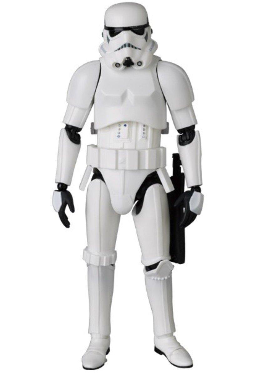Star Wars 星球大戰  Mafex 010 Stormtrooper 白兵