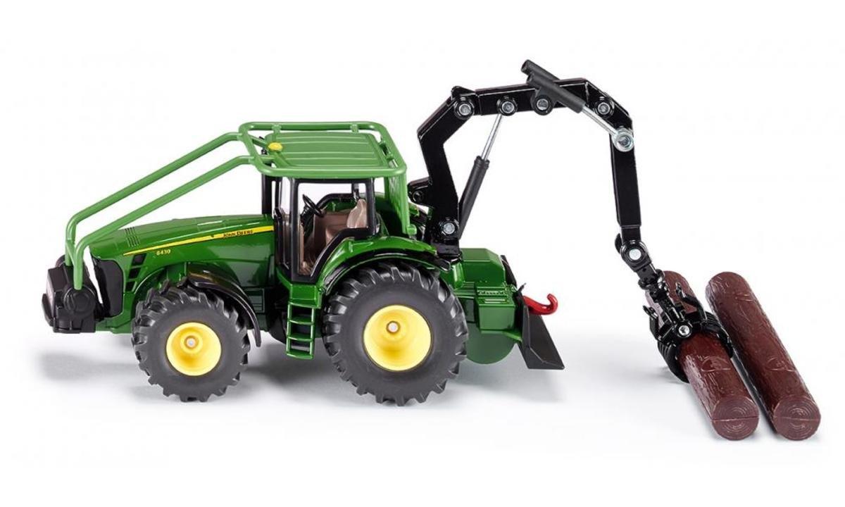 1974 , 1:50 John Deere Forestry Tractor 約翰迪爾 林木業拖拉機